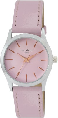 MAXIMA L-62713LMLI Elite Analog Watch - For Women
