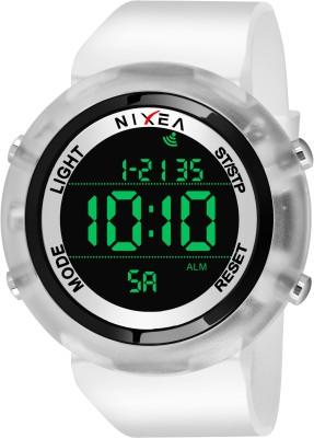 NIXEA ADI SILVER Digital Watch   For Men NIXEA Wrist Watches