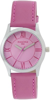 MAXIMA L-62716LMLI Elite Analog Watch - For Women