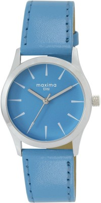 MAXIMA L-62714LMLI Elite Analog Watch - For Women