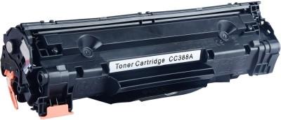 R C PRINT 88A/ CC388A Black Toner Cartridge compatible for HP P1007 P1008 P1106 P1108 M1136 M1213nf M1216nfh M1218nfs Black Ink Toner R C PRINT Toners