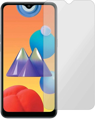 FlipSmartGuard Edge To Edge Tempered Glass for Samsung Galaxy M01s(Pack of 1)