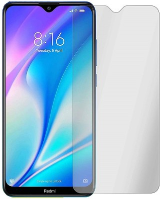 FlipSmartGuard Edge To Edge Tempered Glass for Mi Redmi 8A Dual(Pack of 1)