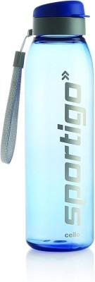 cello Sportigo Plastic Bottle, 800ml,Blue 800 ml Bottle(Pack of 1, Blue, Plastic)