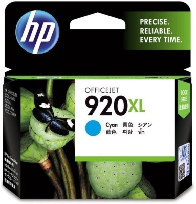 HP Officejet 920XL Cyan Ink Cartridge HP Supplies