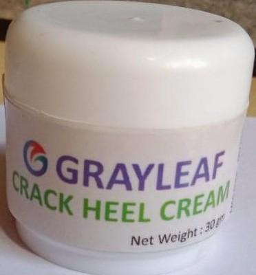GRAYLEAF New The Best Foot Creams to Soothe Dry, Cracked Skin(30 g, Set of 1)