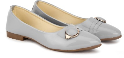 EASYLINE Latest Collection, Comfortable & Fashionable Bellies Bellies For Women(Grey)