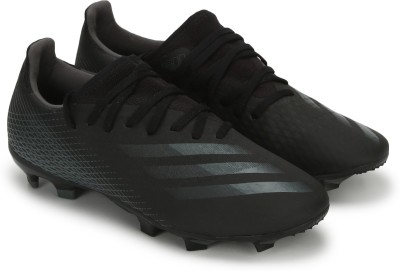 ADIDAS X GHOSTED.3 FG Football Shoes For Men Black ADIDAS Sports Shoes