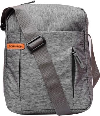 ADAMSON Grey Sling Bag sling bag