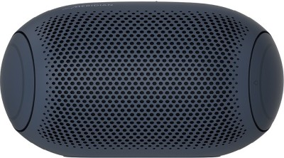 LG XBOOM GO PL2 Water-Resistant With 10 Hours Playback 5 W Bluetooth Speaker (Blue, Black, Stereo Channel)