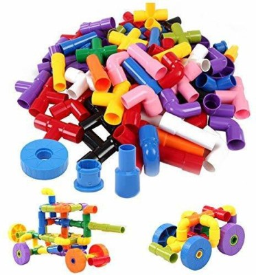 Barodian's Play Town Block Set Multicolor Barodian's Blocks   Building Sets
