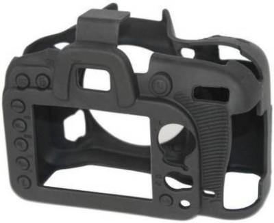 Onkliq Protective Rubber Camera Cover for D7100/D7200 Camera Bag(Black)