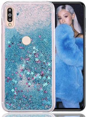 KC Back Cover for Vivo y12, Vivo y15(Blue, Shock Proof, Silicon)