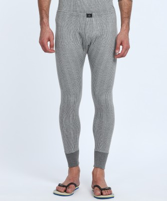 DIXCY SCOTT Solid Men Pyjama Thermal