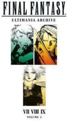 Final Fantasy Ultimania Archive Volume 2(English, Hardcover, Square Enix)