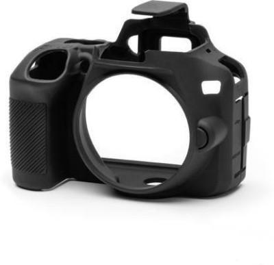 Onkliq Protective Silicone Rubber Camera Cover For Model D3500 Camera Bag(Black)