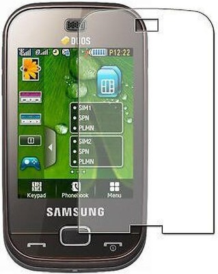 MJR Screen Guard for SAMSUNG B5722(Pack of 1)