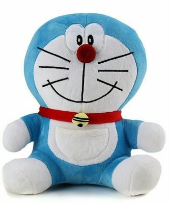 soniya enterprises doremon   30 cm bule soniya enterprises Soft Toys