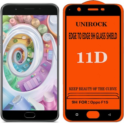 Unirock Tempered Glass Guard for Oppo F1s(Pack of 1)