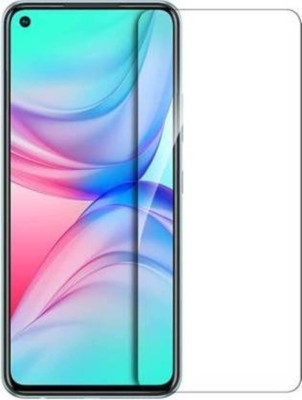 RVTCC Tempered Glass Guard for Infinix Hot 10(Pack of 1)