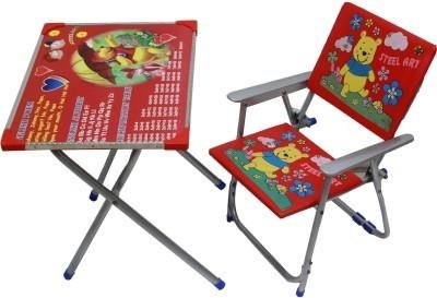 NHR Metal Desk Chair(Finish Color - multicolor)