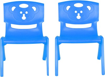 Sunbaby Plastic Chair(Finish Color - Blue)
