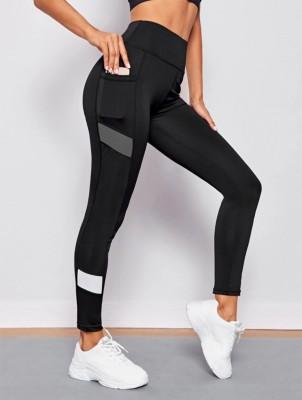 Neu Look Solid Women Black Tights