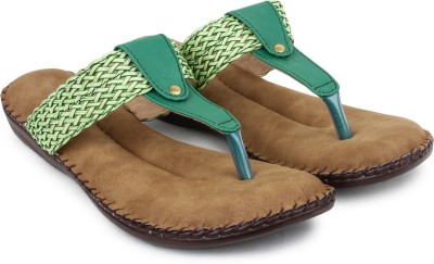 Dr.Sole Women Green Wedges Dr.Sole Wedges