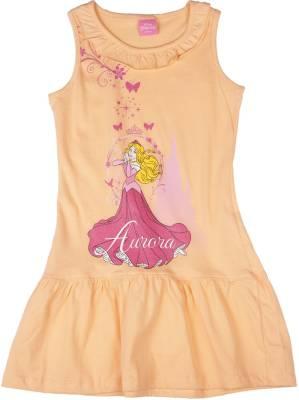 Disney Princess Girls Midi/Knee Length Casual Dress