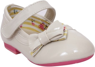 Doink Girls Slip-on Mule(Slip ons)(Beige)