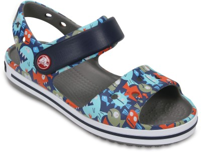 Crocs Boys & Girls Sling Back Clogs(Multicolor)