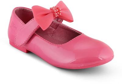 Kittens Girls Slip-on Ballerinas(Pink) at flipkart
