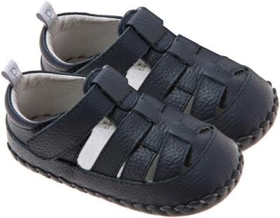 Playette Boys & Girls Slip-on Flats(Dark Blue)