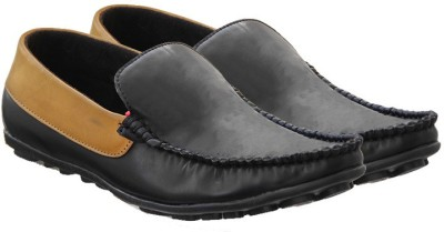 Moladz VERSATILE Loafers(Black)