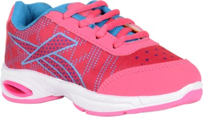 Windy Girls Lace Running Shoes(Multicolor)