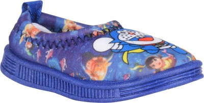 WINDY Boys & Girls Slip on Casual Boots(Blue)  available at flipkart for Rs.159