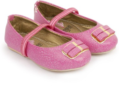 Barbie Girls Slip on Casual Boots(Pink)  available at flipkart for Rs.250