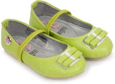 Barbie Girls Slip on Casual Boots(Light Green)  available at flipkart for Rs.250