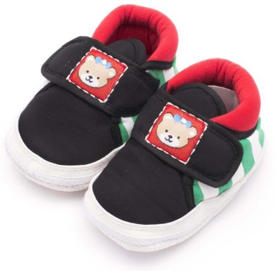 Infano Boys & Girls Slip on Casual Boots(Black)  available at flipkart for Rs.260