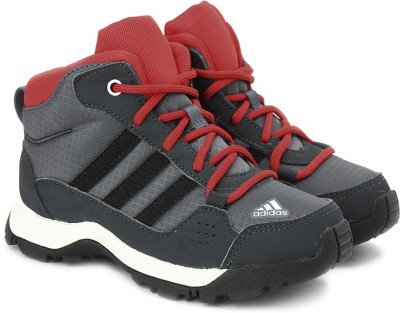 Adidas Boys & Girls Lace(Grey) at flipkart