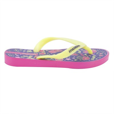 Ipanema Boys Slipper Flip Flop(Pink) at flipkart