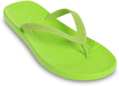 82ee80d94 Crocs 15964-395 Girls Slipper Flip Flop Green - Best Price in India ...