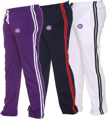 Vimal Track Pant For Girls(Multicolor Pack of 3)
