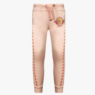 Frozen Track Pant For Girls(Gold Pack of 1) at flipkart