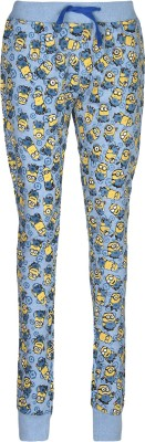 Minions Track Pant For Boys(Multicolor, Pack of 1) at flipkart