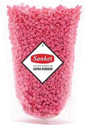 Sanket Strawberry chocolate chips for cake decoration /for baking Truffles Truffles(250 g)