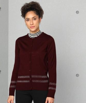 METRONAUT Women Button Cardigan