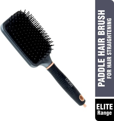 GUBB Paddle Hair Brush For Women/Men Professional Hair Styling With Pin For Cleaning (Elite Range)