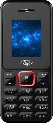 Itel Power 100 New(Black)