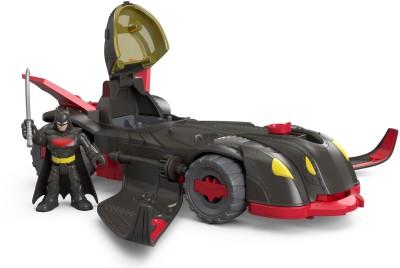 FISHER PRICE Super Friends™ Ninja Armor Batmobile Multicolor FISHER PRICE Educational Toys